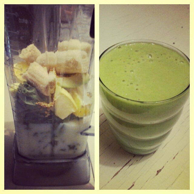 hot-yoga-uppsala-green-smoothie
