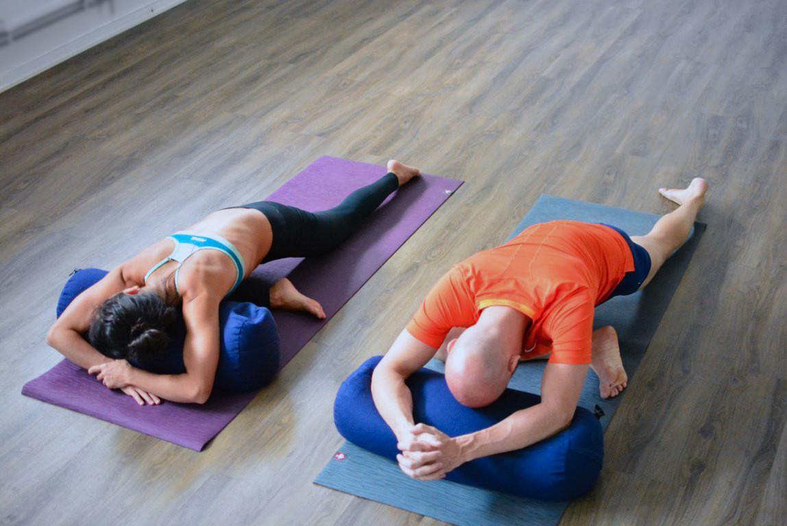 yin yoga uppsala