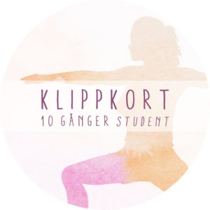 yoga student uppsala