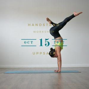 handstand workshop stockholm