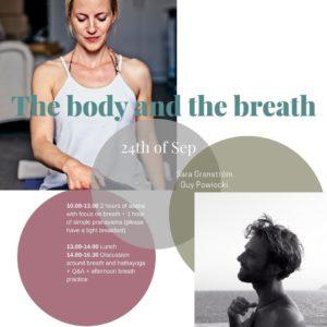 body and breath pranayama