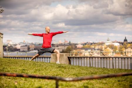 yoga kurs för män