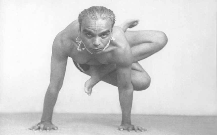 Iyengar Young Black And White