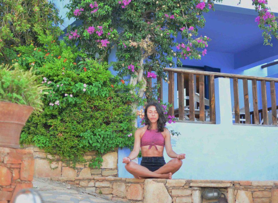 Yogans åtta grenar