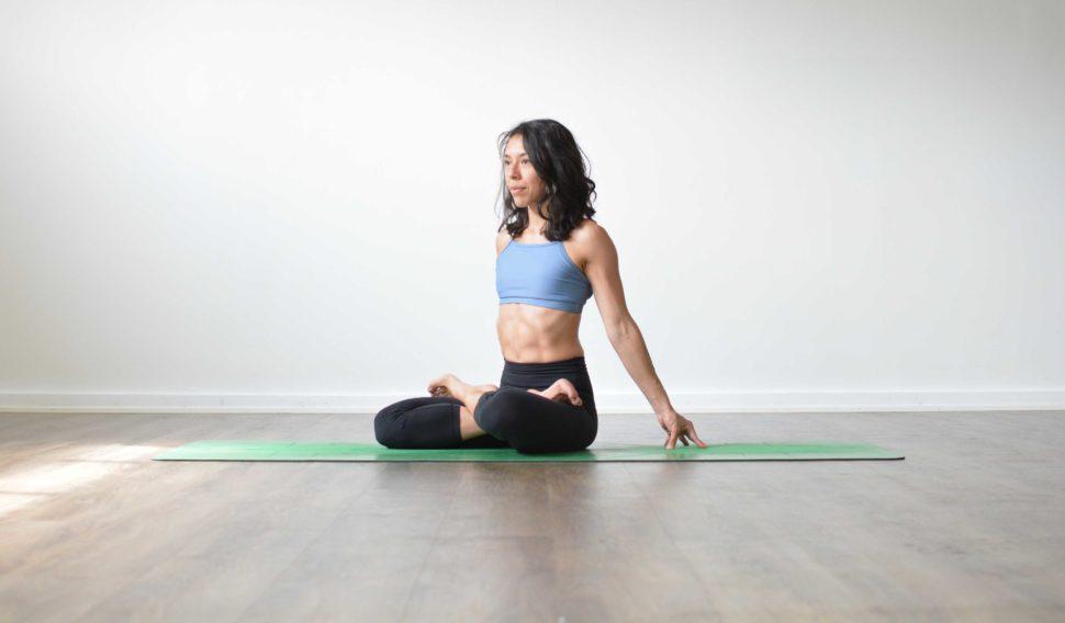 solarplexus chakra yoga class