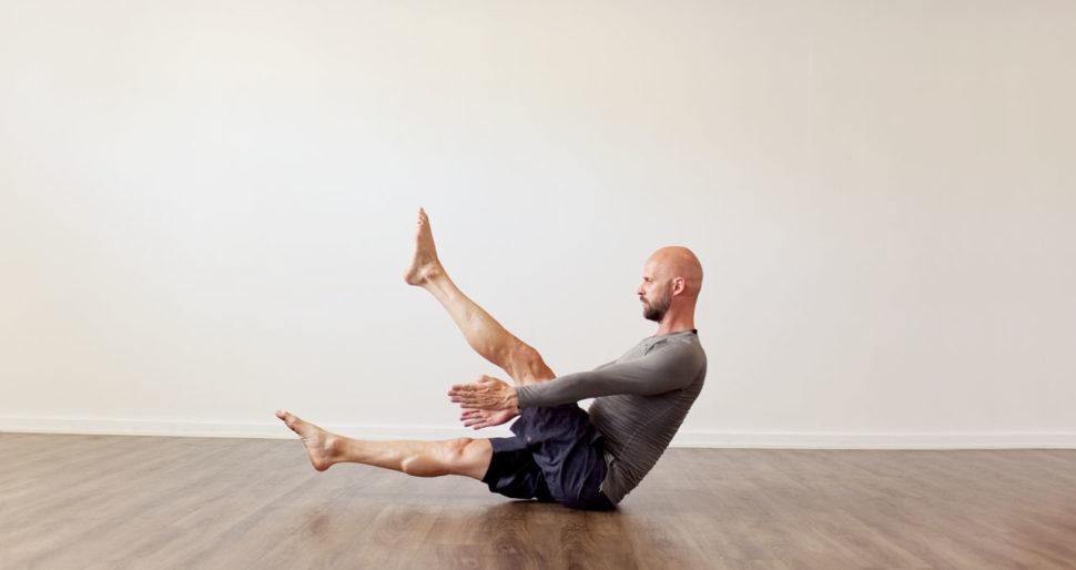 Pilates exercise Uppsala
